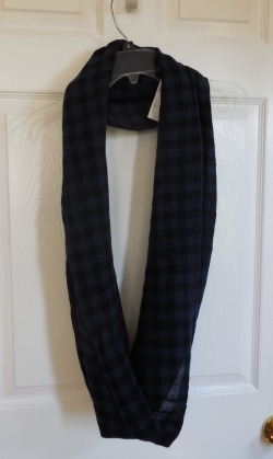 plaid scarf 15