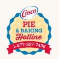 Crisco Pie & Baking Hotline