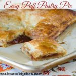 Easy Puff Pastry Pie | realmomkitchen.com