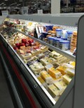 cheese section #TrySamsClub