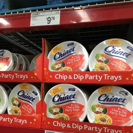 chip and dip tray #TrySamsClub