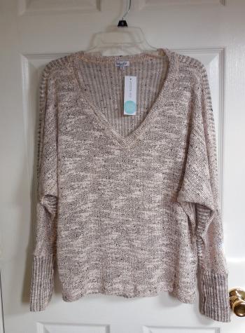 stitch fix 16 sweater | realmomkitchen.com