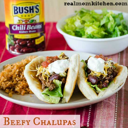 Beefy Chalupas   realmomkitchen.com