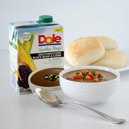 Dole Southwestern Black Bean and Corn