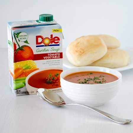 Dole garden soup recipes