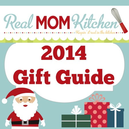 Real Mom Kitchen Gift Guide 2014 | realmomkitchen.com