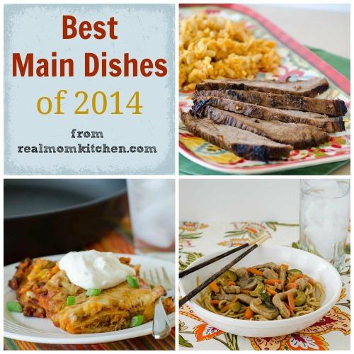 best main dish 2014 | realmomkitchen.com