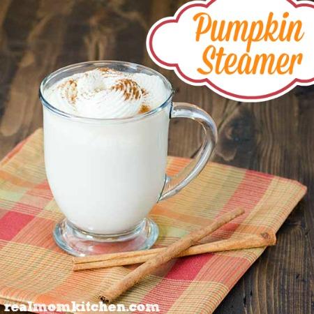 Pumpkin Steamer   realmomkitchen.com