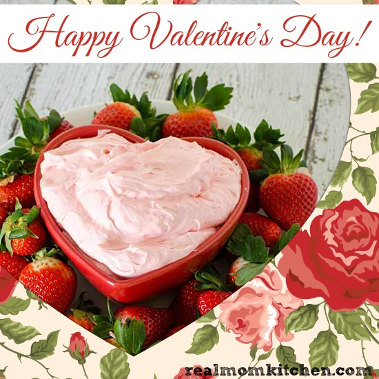Happy Valentine's Day | realmomkitchen.com