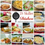 25 Skillet Dishes | realmomkitchen.com
