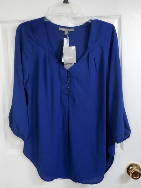 Minal blouse Stitch Fix