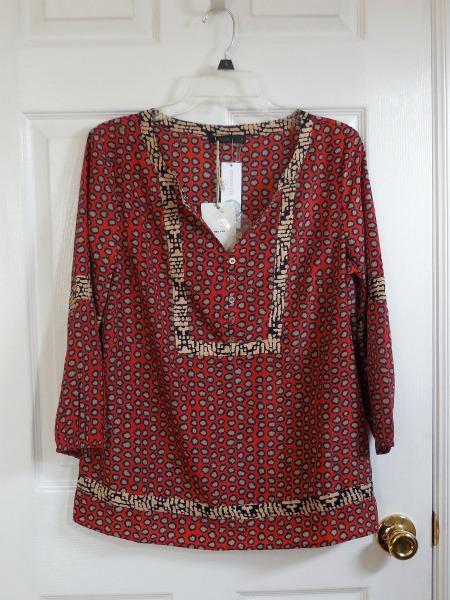 stella blouse Stich Fix