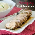 Amazing Pork Tenderloin | realmomkitchen.com