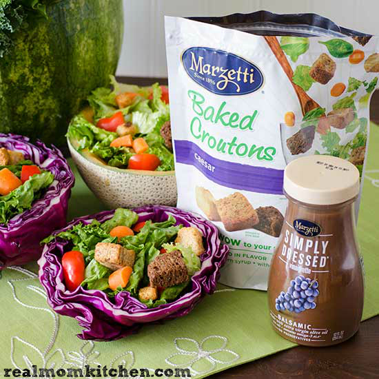 Marzetti Simply Dressing and Croutons | realmomkitchen.com