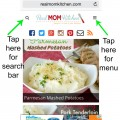 mobile home page | realmomkitchen.com