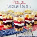 Patriotic Shortcake Parfaits | realmomkitchen.com