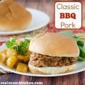 Classic BBQ Pork | realmomkitchen.com