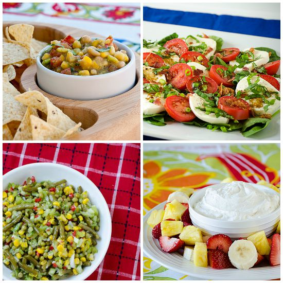 41 Sides For Your Backyard BBQ