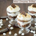 Mini S'mores Trifles | realmomkitchen.com