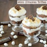 Mini S'mores Trifles | realmomkitchen.com