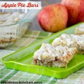 Apple Pie Bars | realmomkitchen.com
