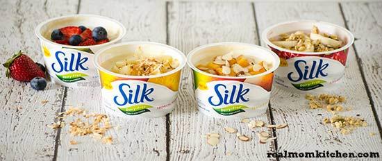 Silk Dairy Free Yogurt #topittuesday | realmomkitchen.com