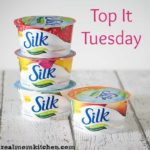 Silk Dairy Free Yogurt #topittuesday | realmomkitchen.com