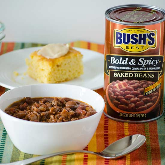 Baked Bean Chili | realmomkitchen.com