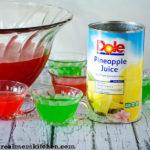 Easy Holiday Punch Base   realmomkitchen.com #KingOfJuices #Dole