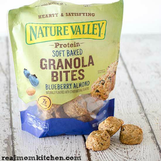 Nature Valley Granola Bites   realmomkitchen.com #granolabites #naturevalley