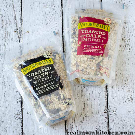 realmomkitchen.com #muesli #naturevalley