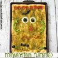 Frankenstein Flatbread | realmomkitchen.com