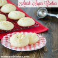 Amish Sugar Cookies | realmomkitchen.com