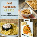 Best Appetizers of 2015 | realmomkitchen.com