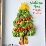 Christmas Tree Veggie Platter   realmomkitchen.com