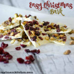 Easy Christmas Bark | realmomkitchen.com
