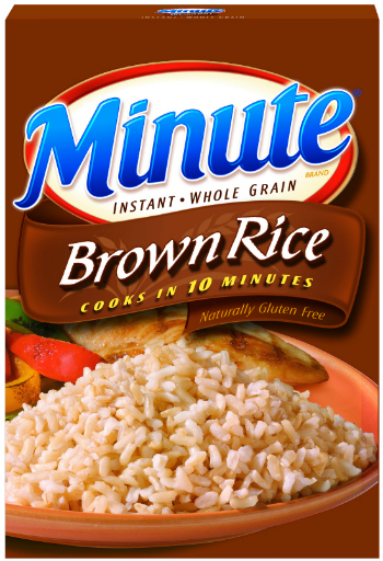 Minute Brown Rice | realmomkitchen.com