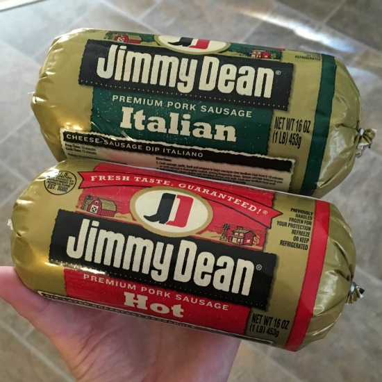 Jimmy Dean Sausage | realmomkitchen.com