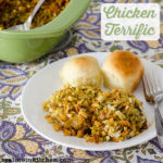 Chicken Terrific | realmomkitchen.com