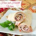 Ham and Havarti Wraps | realmomkitchen.com