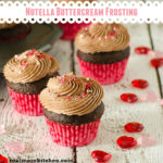 Nutella Buttercream Frosting | realmomkitchen.com