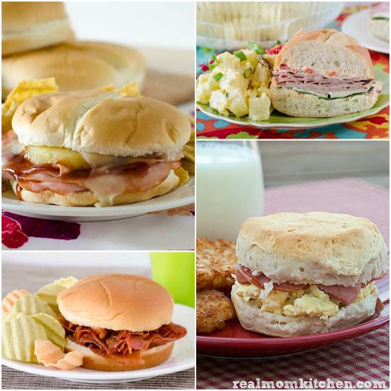 Great ways to serve up deli ham | realmomkitchen.com