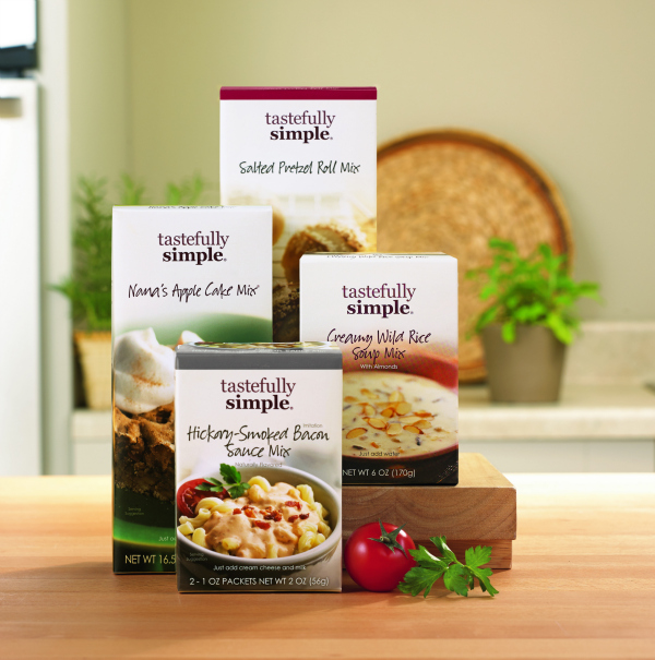 Tastefully Simple | realmomkitchen.com