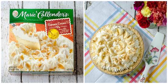 Banana Cream Pie   realmomkitchen.com