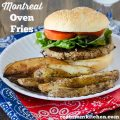 Montreal Oven Fries | realmomkitchen.com