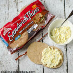 Weight Watchers® Endorsed Sandwich Thins | realmomkitchen.com