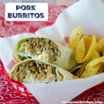 Pork Burritos | realmomkitchen.com