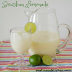 Brazilian Lemonade | realmomkitchen.com