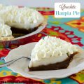 Chocolate Haupia Pie | realmomkitchen.com
