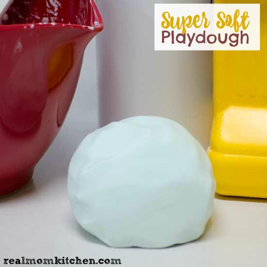Super Soft Playdough   realmomkitchen.com